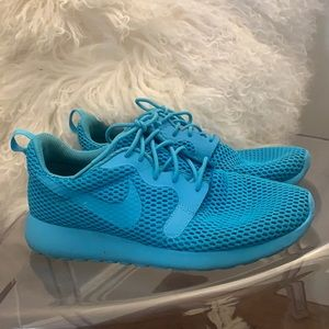 Nike Roshe Run Hyperfuse BR Gamma Blue 7